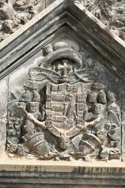 Iglesia de Castril - escudo