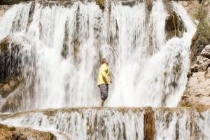 Cascada de Guazalamanco