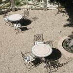 casa rural en castril - el geco verde -  terraza