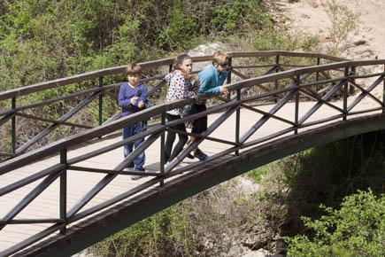 Puente del rio Casril