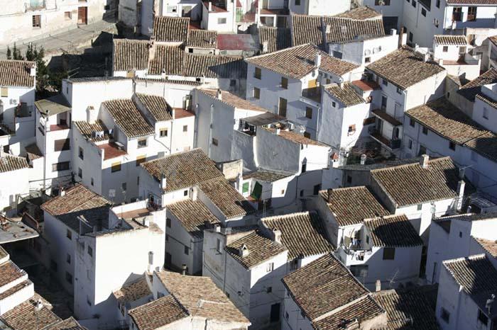 Vistas desde la Peña de Castril