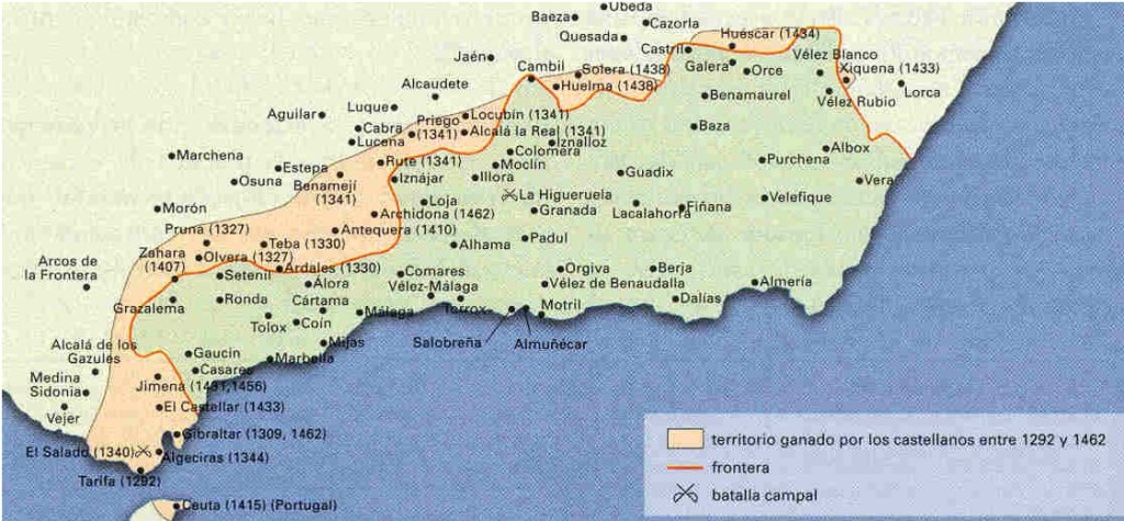 casas rurales castril - frontera nazari