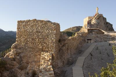 castillo de castril -casas rurales castril