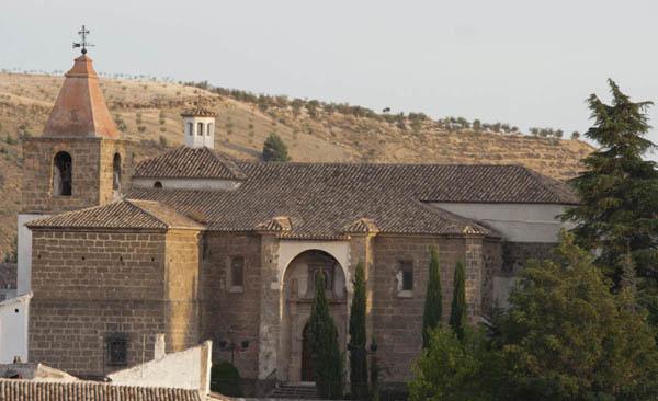 Iglesia de Castril