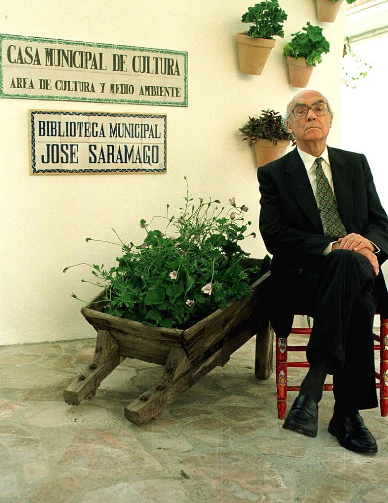 Jose Saramago en Castril