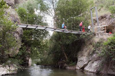 el-puente-colgante