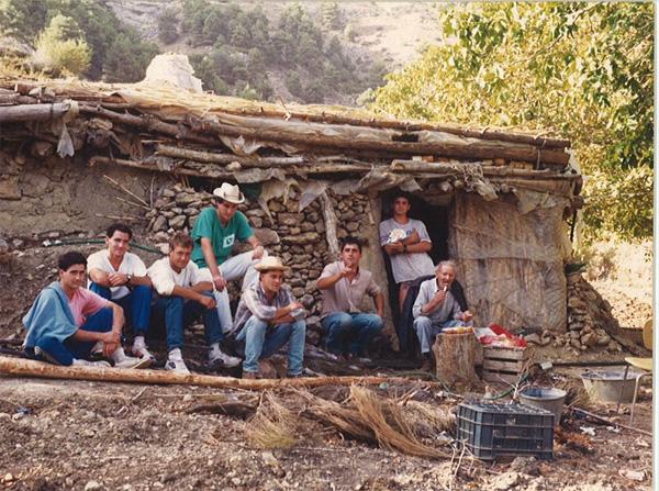 El Maestrillo de Tunez, Sierra de Castril